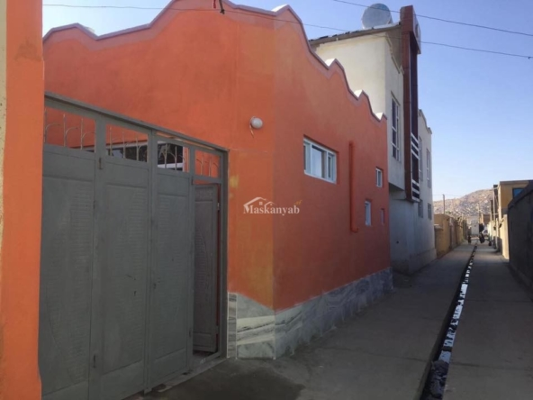 House for Sale in Taimani Project, Kabul