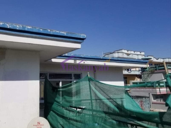 Two-Story House for Mortgage in Qala-e-Khatir, Kabul