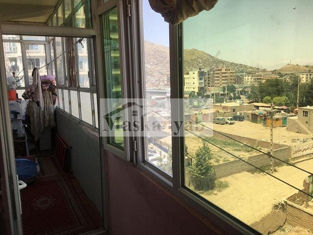 Apartment for Sale in District 5, Kabul