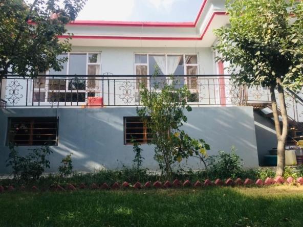 Large Green House for Sale at Kotal-e-Khair Khana, Kabul