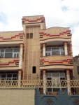 Newly Constructed Three-Storey House in District 7, Kabul