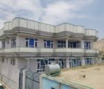 Three-Storey Modern House for Sale at Guzargah Road, Kabul