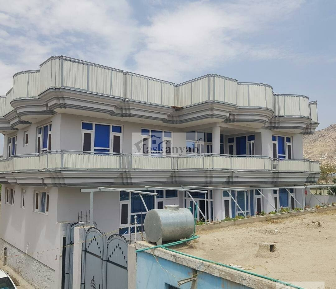 Three-Storey Modern House for Sale at Guzargah Road, Kabul