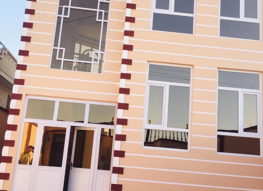 Two-Storey House for Sale in Khalid bin Walid Town, Mazar-e-Sharif, Balkh