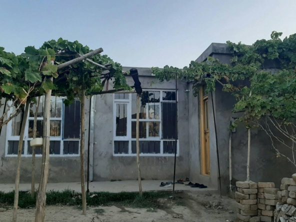 House for Sale at Dasht-e-Barchi, Kabul