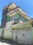 Three-Storey House for Sale at Shaheed Mazari Road, Kabul