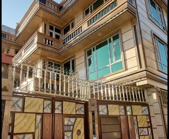 three story luxury house for sale in kabul4