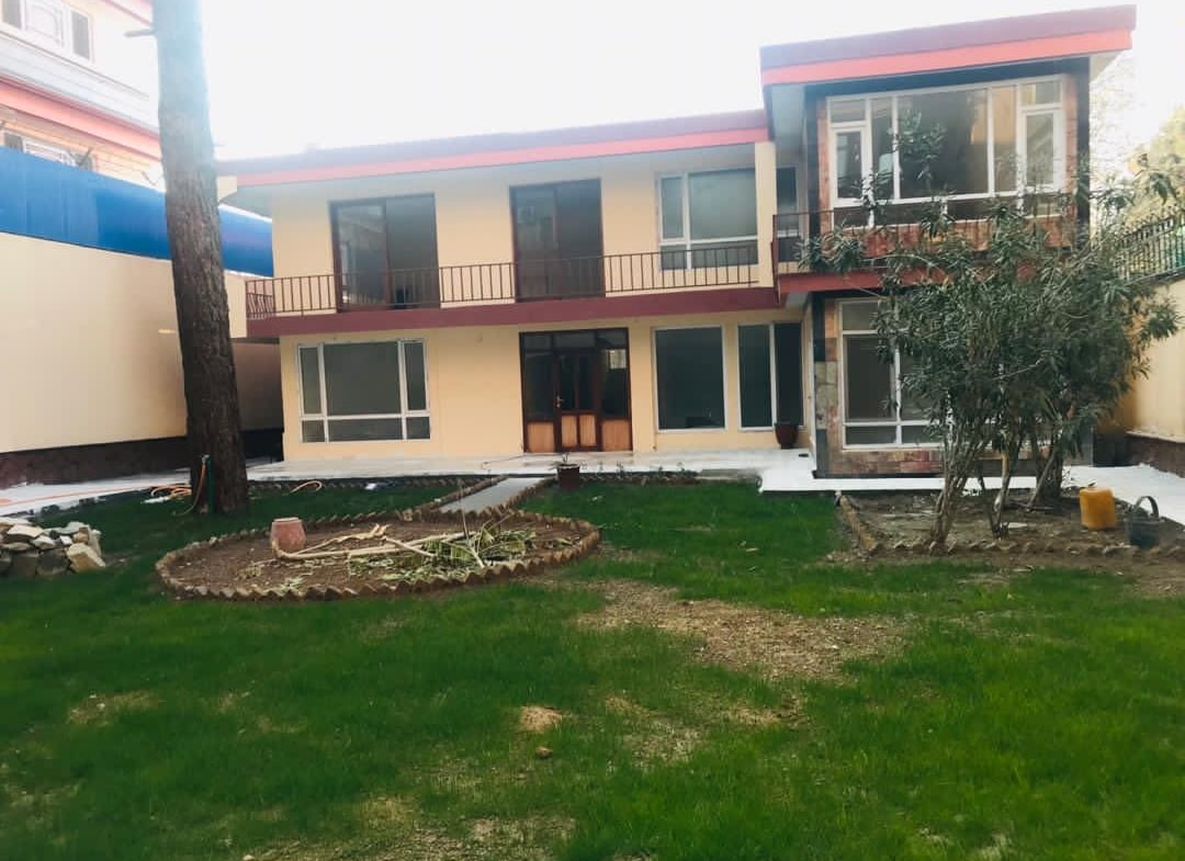 Newly house for rent in Kabul