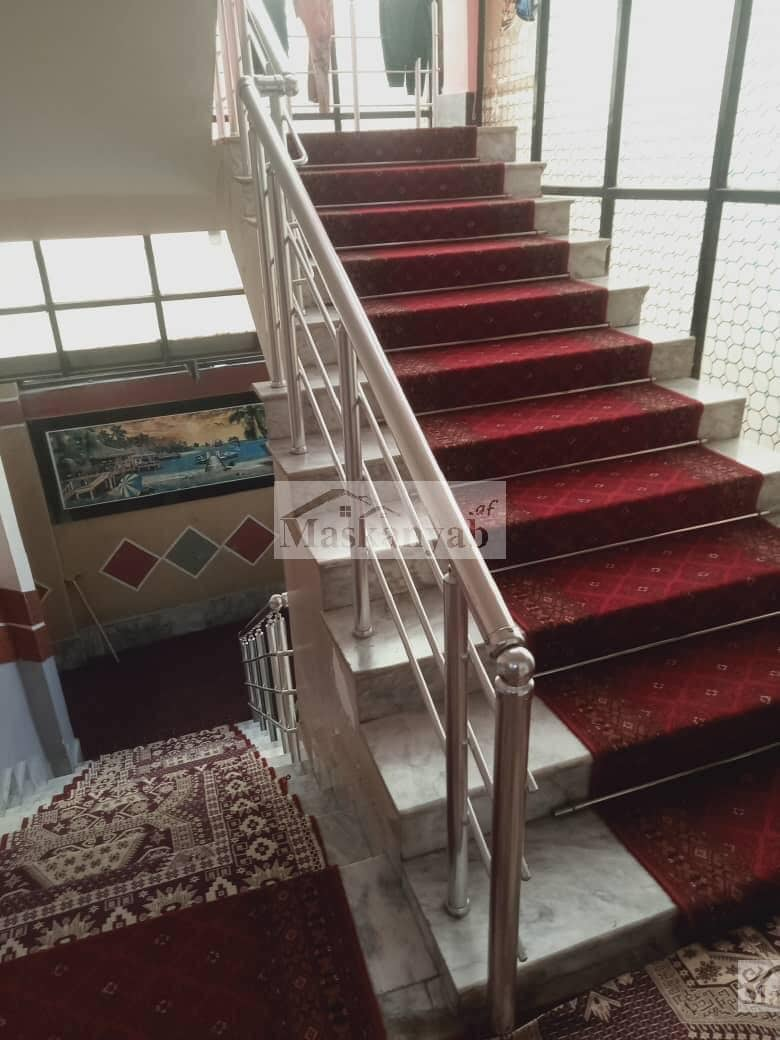 Four-story house for sale in Kabul Afghanistan