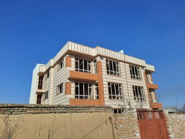 Newly house for sale in Kabul Afghanistan