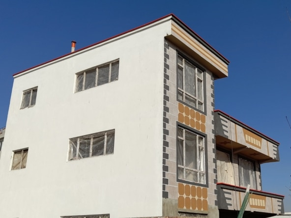 Newly three-story house for sale in Dasht-e-Barchi Kabul Afghanistan