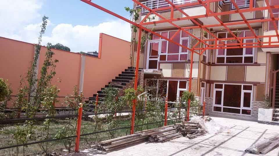 Three-story House for Sale in Darulaman, Kabul