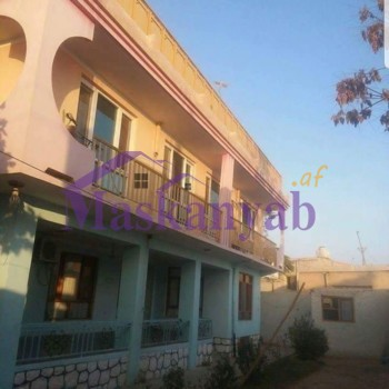 Three-Story House for Sale in Kunduz