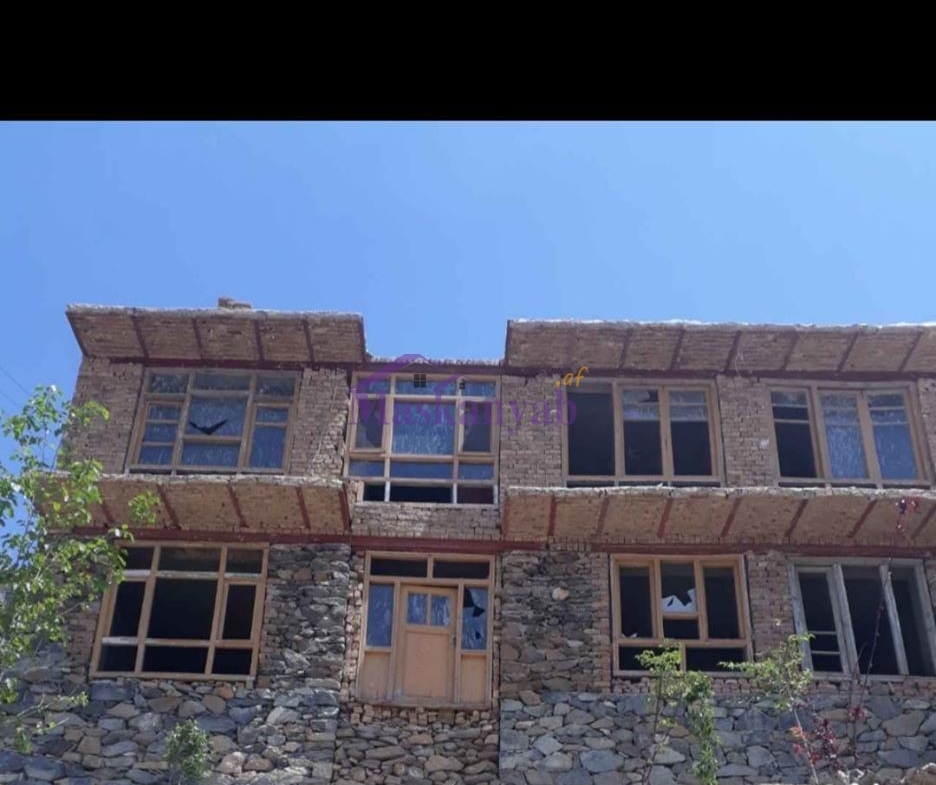 Two-Story House in Chehel Sotoun, Kabul
