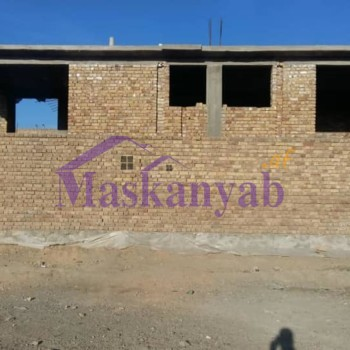 Half-Finished House for Sale in District 7, Kabul
