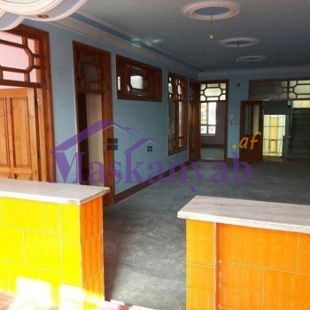 Three-Story Building for Rent in District 4, Herat