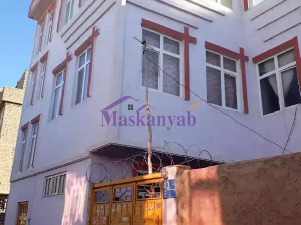 Three-Story House for Sale in Herat