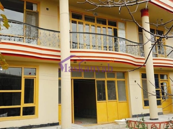 Three-Story Large House for Sale in District 7, Kabul