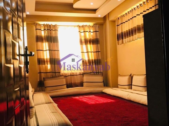 Apartment for Sale with Full Features in Khaja Boghra Square, Kabul