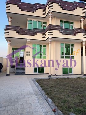Four-Story House for Sale in Darulaman, Kabul