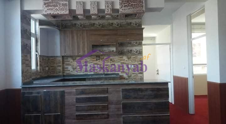 Turkish-Type Modern Apartments for Sale in Omid-e-Sabz Town, Kabul.