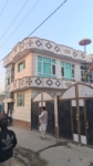Two-Storey Concreted House for Sale at District 13, Kabul