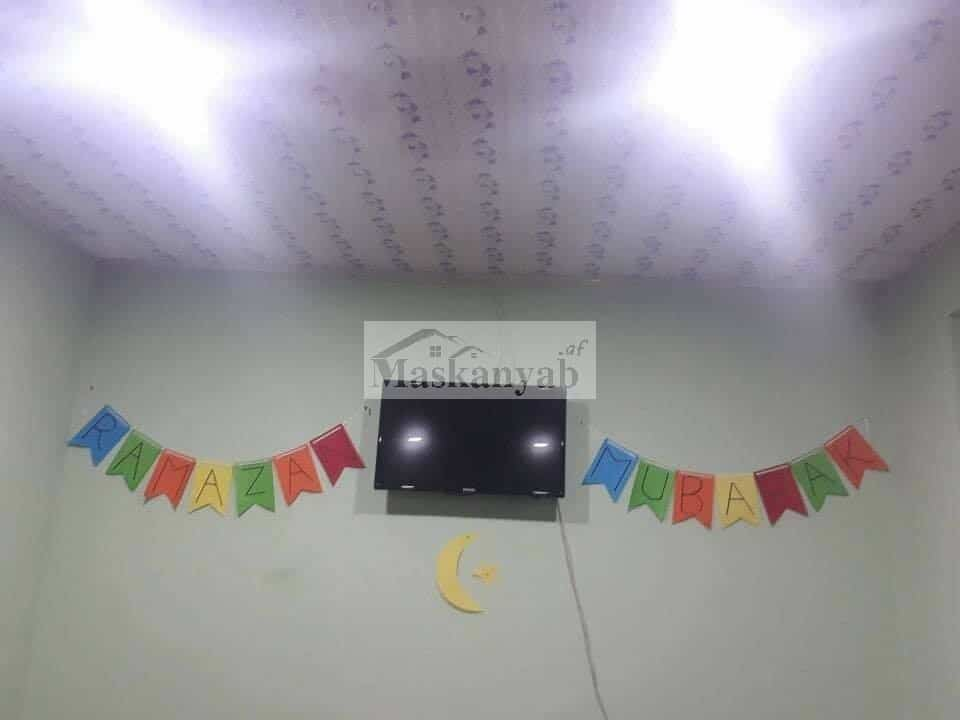 Two-Storey House for Sale at District 7, Kabul