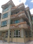 Newly four storey house for sale in Kabul