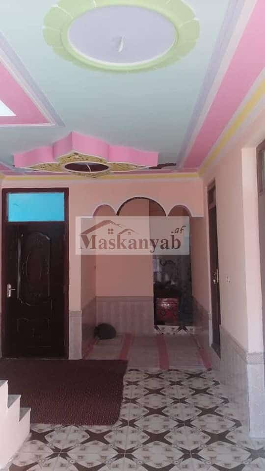Beautiful house for sale in Ghazni