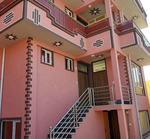 Beautiful three-story house for sale in District 6th, Kabul
