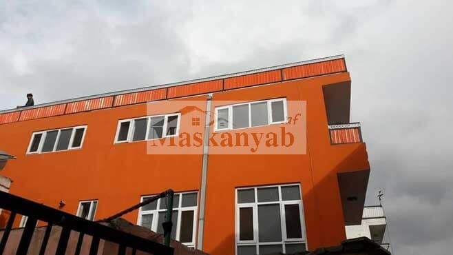 Modern-three-story-House-for-sale-in-District-7th,-Kabul