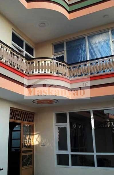 New Three-Story House for sale in District 7th, Kabul
