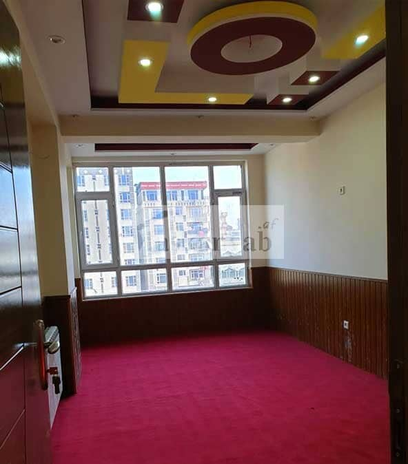 Three-room and four-room Apartment for sale in Kabul