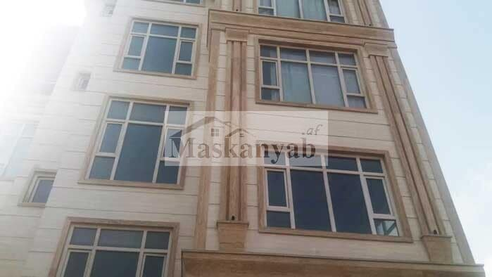 Newly-four-story-House-for-sale-in-Kabul