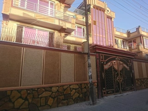 Three story House for sale in Karte 3 Kabul