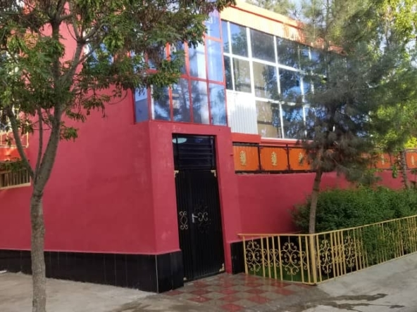 Two-Storey House for Sale in District 8 Kabul