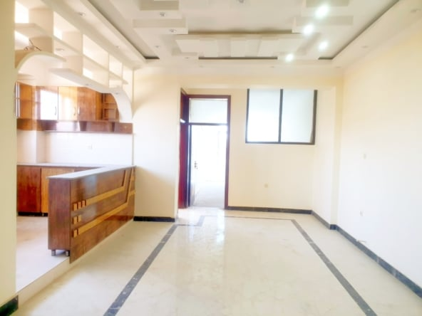 Three-Room Apartment is for sale in Taimani Project Kabul