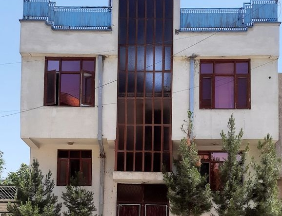 Luxury House for Mortgage in Taimani Project Kabul