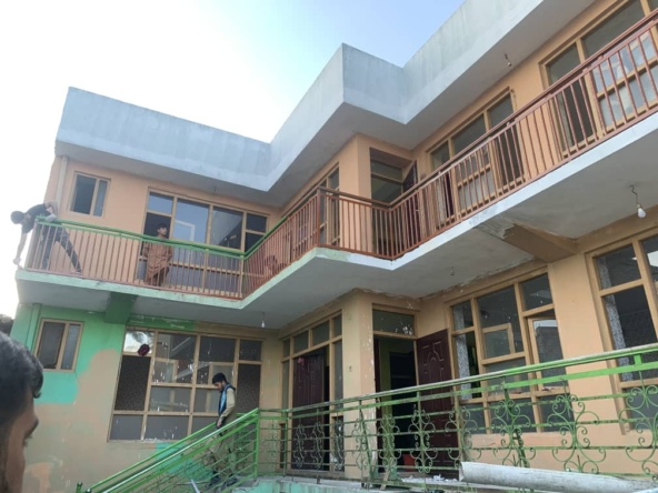 Two-Storey House for Sale in Chehel Soton Kabul