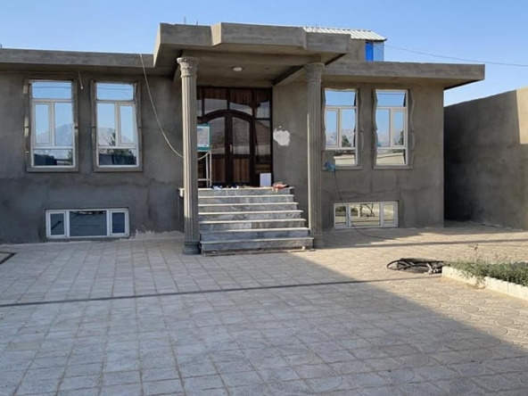 Two-Storey House for Mortgage in Mazar-e-Sharif