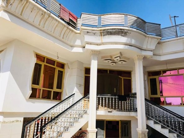 Two-Storey House for Sale in Mazar-e-Sharif