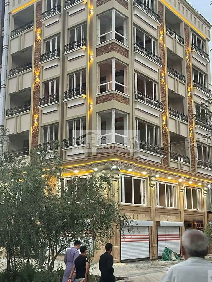 Apartment and building for sale at Kabul