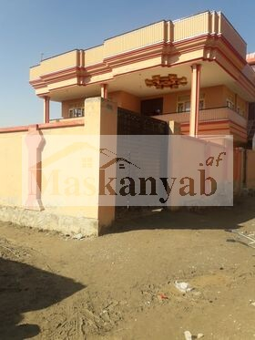 Two-Storey House for sale in district 12 Kabul